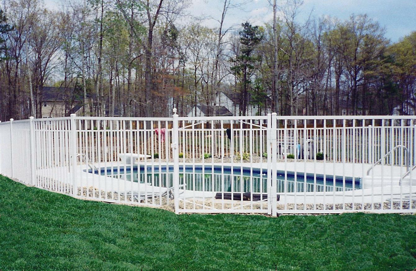 Aluminum quality fence company qualityfence