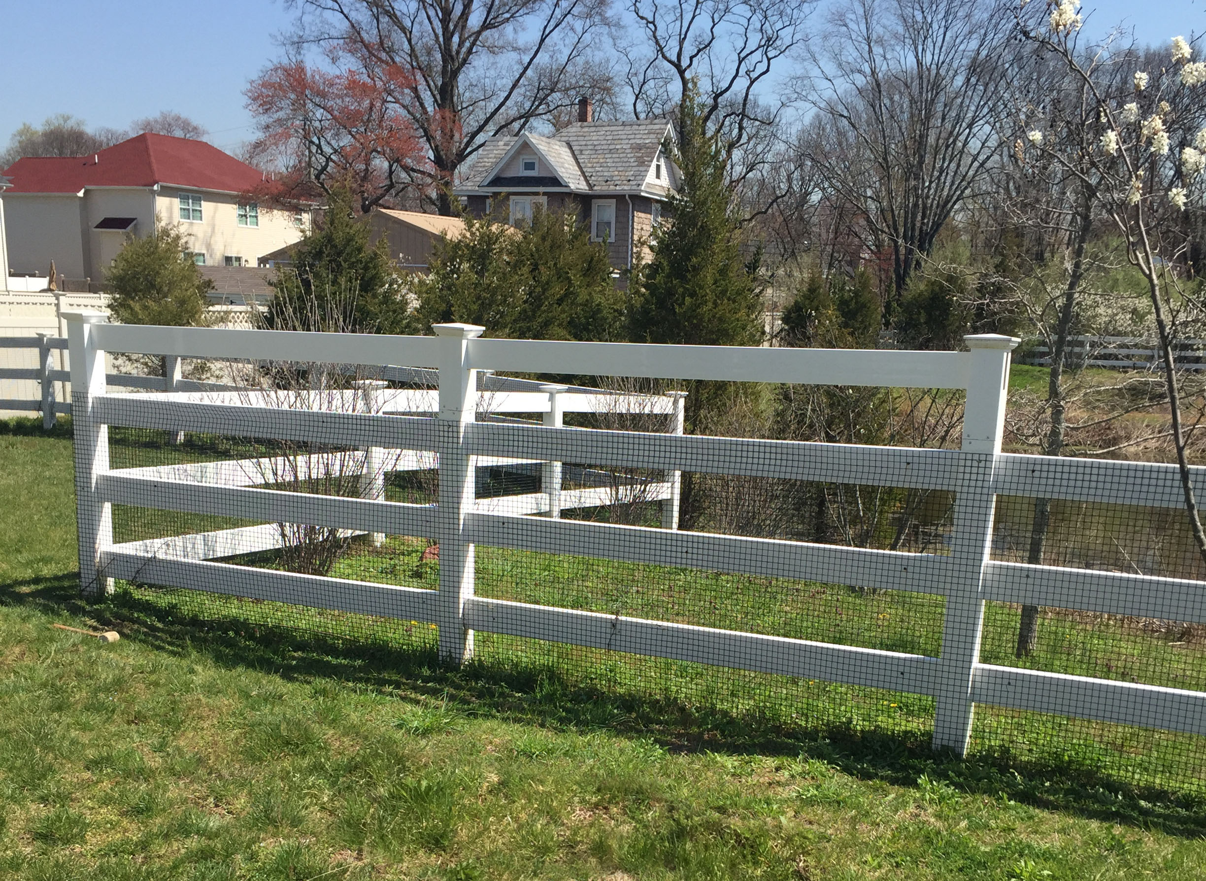 Post & Rail – Quality Fence Company – www.qualityfence.com – New ...
